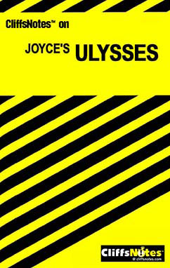 Cover for Joyce's Ulysses