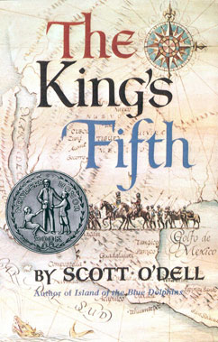 Cover for The King's Fifth