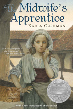 Cover for The Midwife's Apprentice