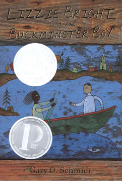 Cover for Lizzie Bright and the Buckminster Boy