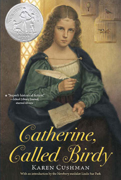 Cover for Catherine, Called Birdy