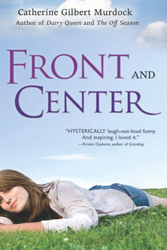 Cover for Front and Center