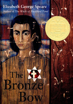 Cover for The Bronze Bow