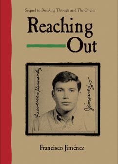 Cover for Reaching Out