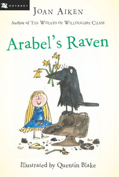 Cover for Arabel's Raven