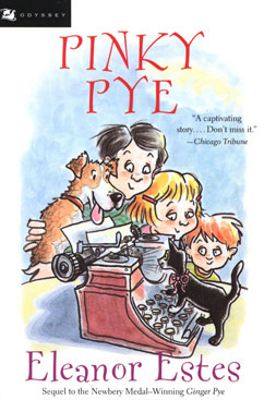 Cover for Pinky Pye