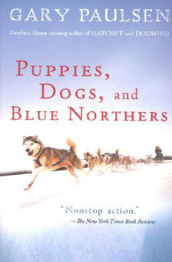 Cover for Puppies, Dogs, and Blue Northers