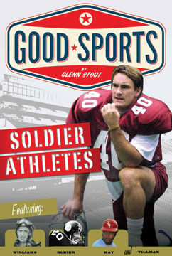 Cover for Soldier Athletes