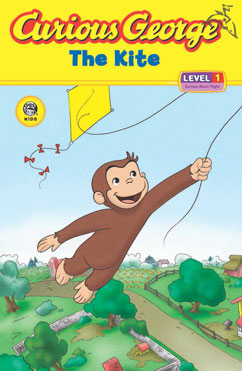 Cover for Curious George and the Kite