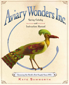 Cover for Aviary Wonders Inc.