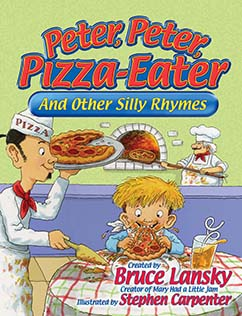 Cover for Peter, Peter, Pizza-Eater