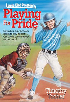 Cover for Playing for Pride