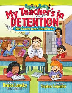 Cover for My Teacher's in Detention