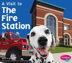 Cover for Fire Station