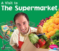 Cover for Supermarket