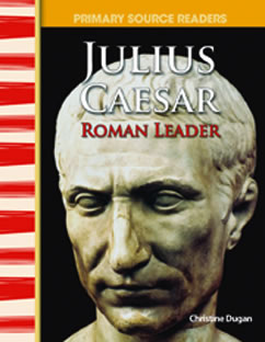 Cover for Julius Caesar Roman Leader