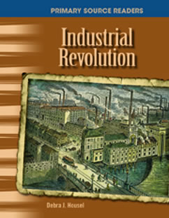 Cover for Industrial Revolution