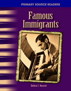 Cover for Famous Immigrants