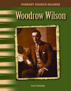 Cover for Woodrow Wilson