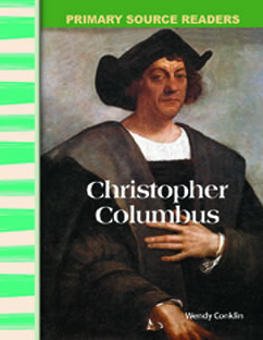 Cover for Christopher Columbus