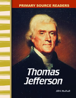 Cover for Thomas Jefferson