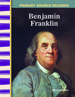 Cover for Benjamin Franklin