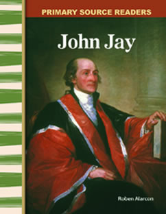 Cover for John Jay