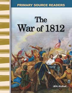 Cover for The War of 1812