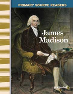 Cover for James Madison