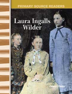Cover for Laura Ingalls Wilder