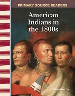 Cover for American Indians in the 1800s