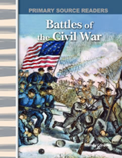 Cover for Battles of the Civil War