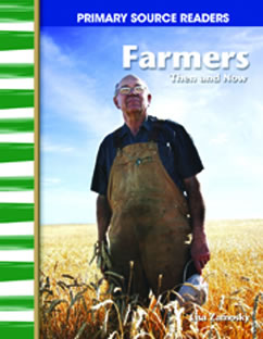 Cover for Farmers Then and Now