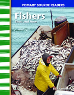 Cover for Fishers Then and Now