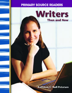 Cover for Writers Then and Now