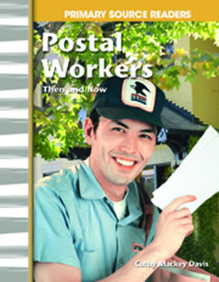 Cover for Postal Workers Then and Now