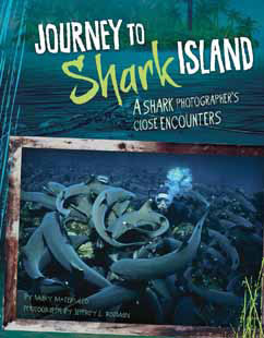 Cover for A Shark Photographer's Close Encounters