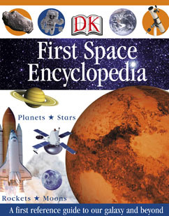 Cover for First Space Encyclopedia