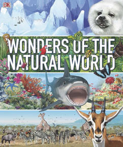 Cover for Wonders of the Natural World