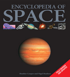 Cover for Encyclopedia of Space
