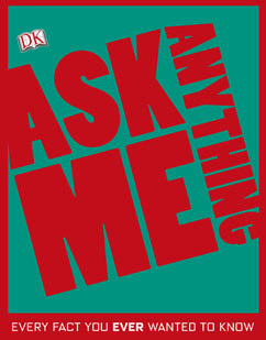 Cover for Ask Me Anything