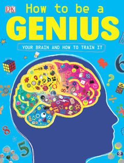 Cover for How to be a Genius