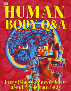 Cover for Human Body Q & A