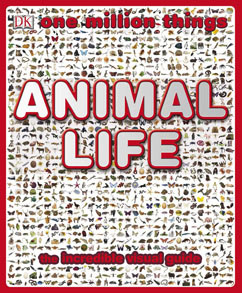 Cover for One Million Things: Animal Life