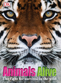 Cover for Animals Alive