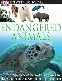 Cover for Endangered Animals