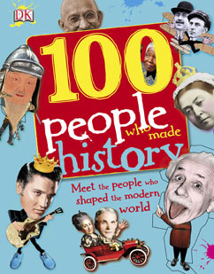 Cover for 100 People Who Made History