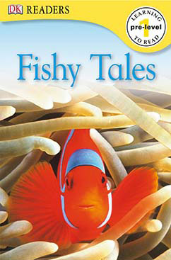 Cover for Fishy Tales