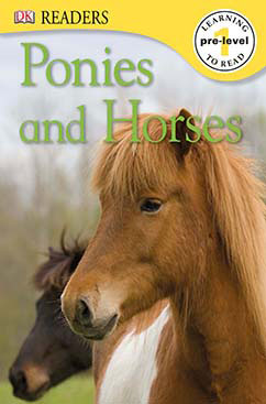 Cover for Ponies and Horses