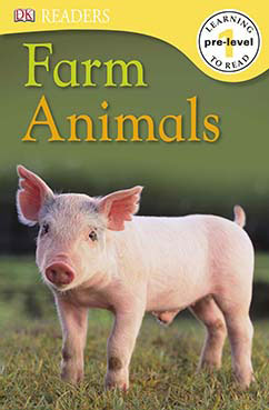 Cover for Farm Animals